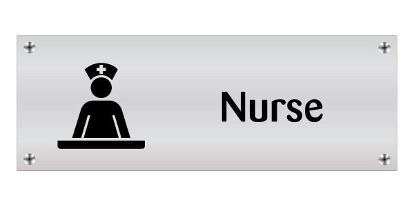Nurse Wall Sign
